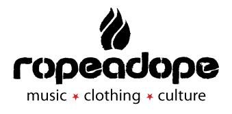 Ropeadope records, label de musique