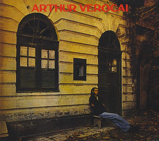 arthur verocai pochette d'album