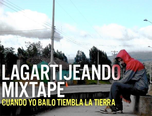 Lagartijeando, mixtape anniversaire le-gouter.com