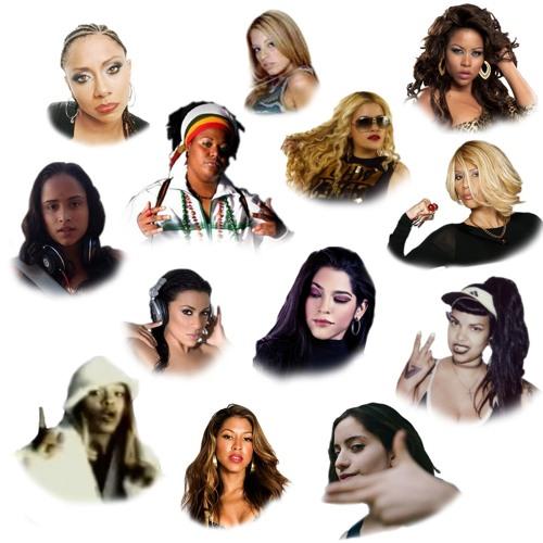 Reggaeton chanté par des filles