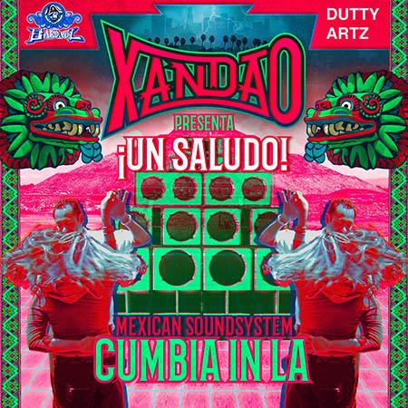 "Cumbia mexicaine : la compilation ""Un saludo"""