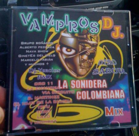 La sonidera colombiana - Vampiros DJ