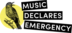 Music declares emergency
